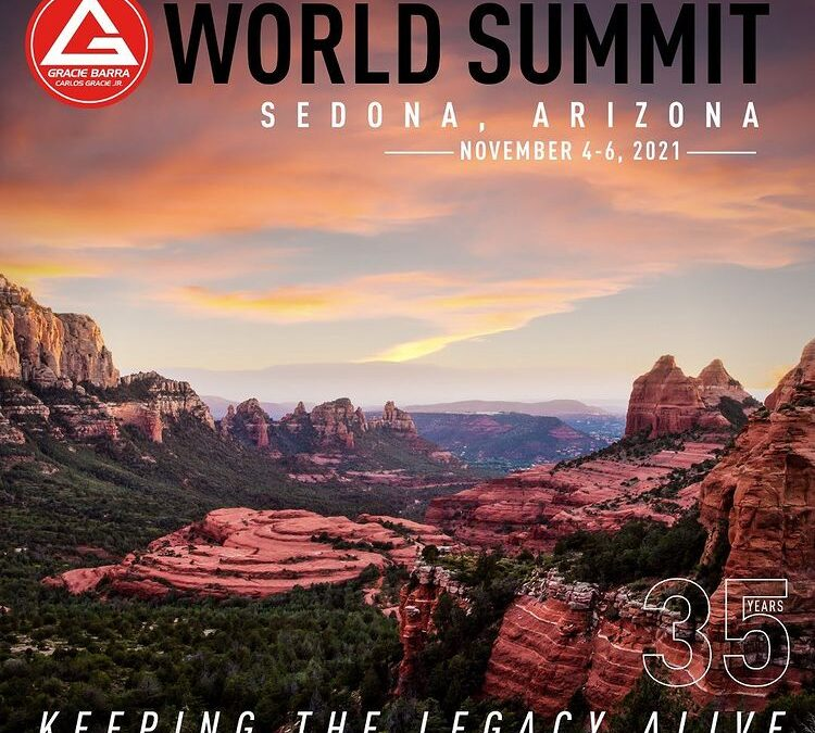 🔺GB WORLD SUMMIT 2021 📍Sedona, Arizona