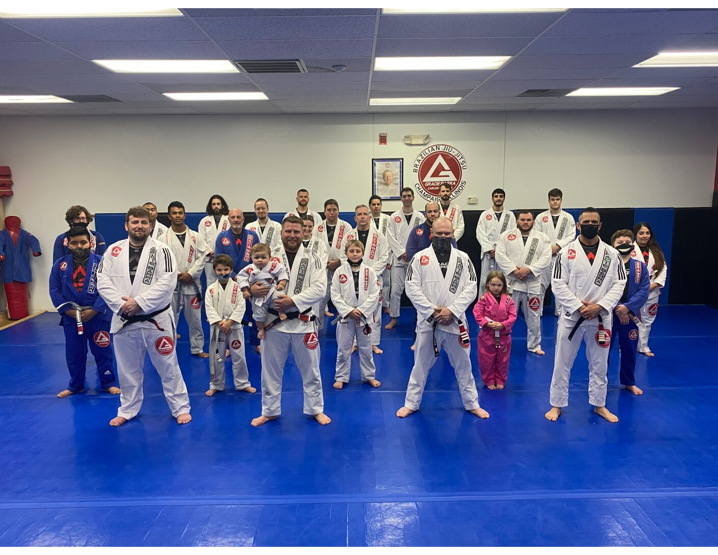 AMAZING SEMINAR WITH PROFESSOR MARCOS BARROS